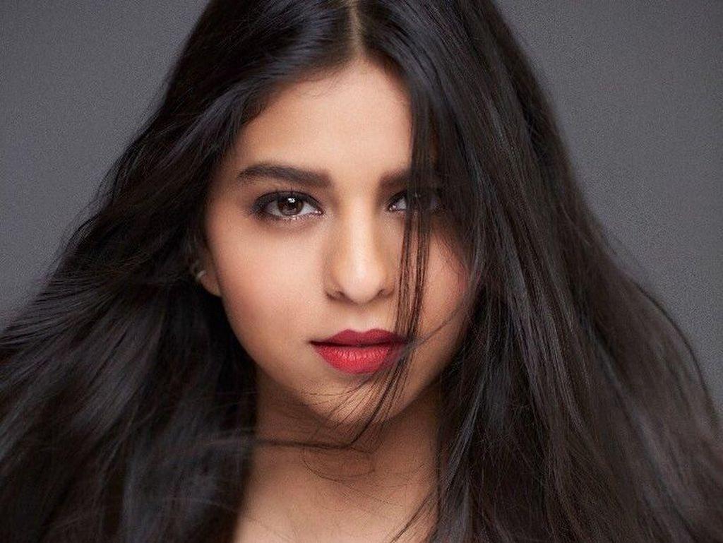 Pertama Kali, Putri Cantik Shah Rukh Khan Akan Eksis di Cover Majalah Vogue