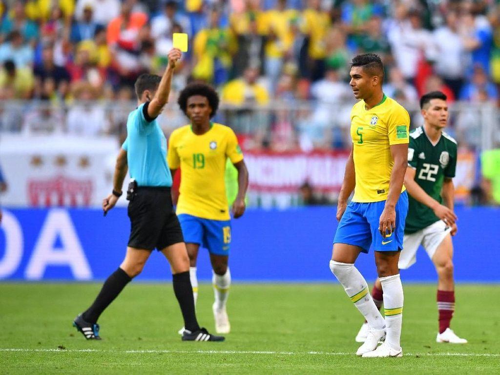 Situasi Akumulasi Kartu Perempatfinal Piala Dunia 2018