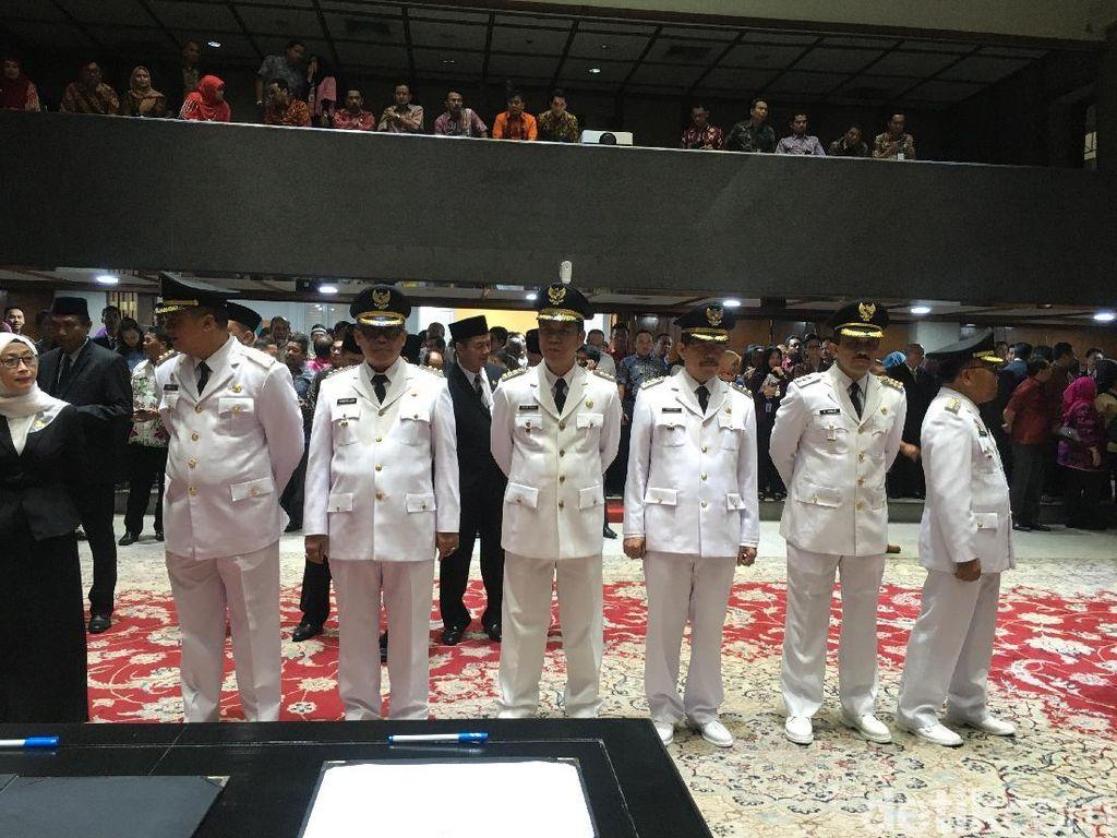 Komisi ASN Selidiki Proses Pergantian Wali Kota DKI Jakarta
