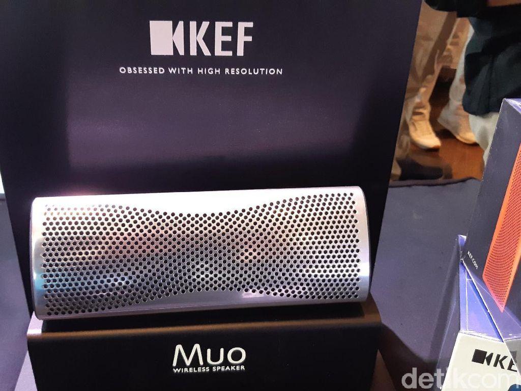 Speaker High-End KEF Resmi Hadir di Indonesia