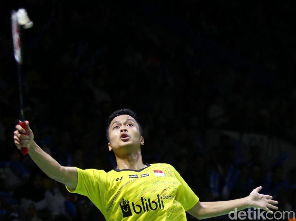Anthony Langsung Kandas, Pelatih: Masih Gampang Buang Poin
