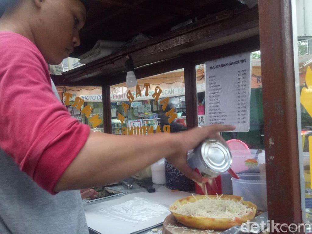 Curhat Pedagang Martabak Jika Susu Kental Manis Disetop Sementara