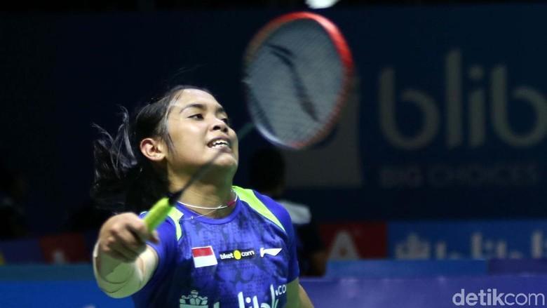 Gregoria Juga Lolos Babak Kedua Kejuaraan Dunia