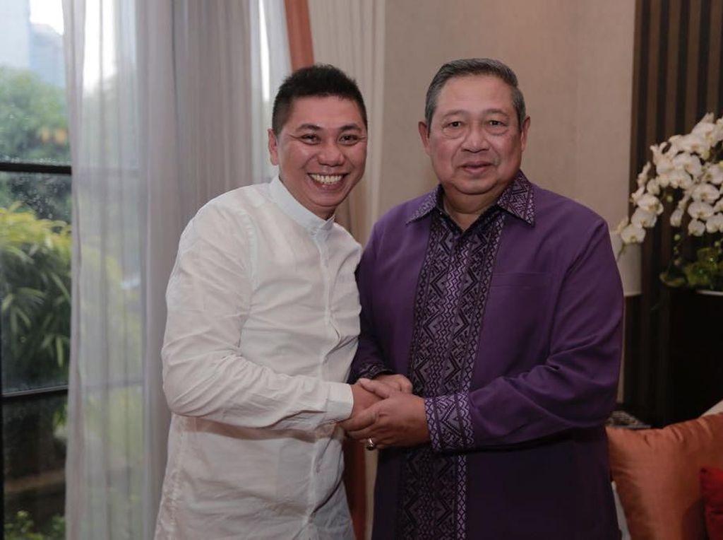 Poyuono Singgung SBY Soal Poros Koalisi, PD: SBY Poros Indonesia