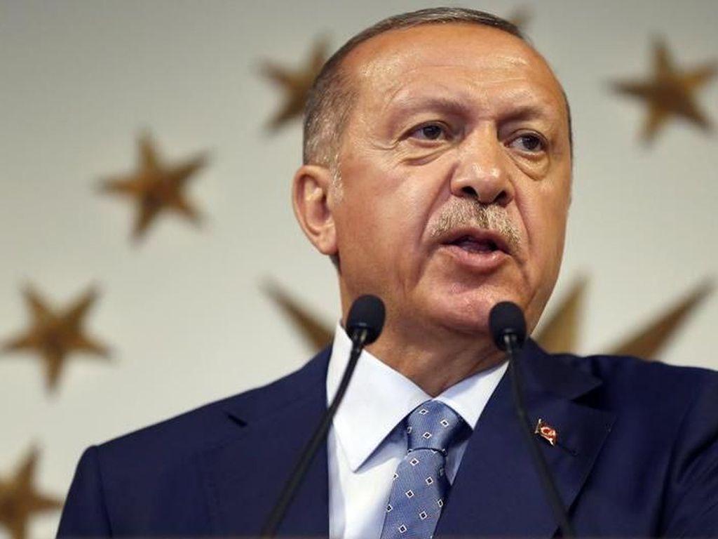 Dari Awal Tahun Mata Uang Turki Sudah Anjlok 24%