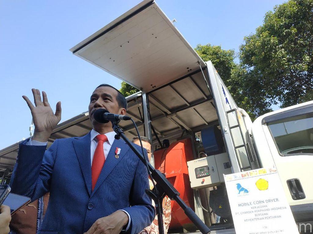 Jokowi soal Wacana Menteri Nyaleg: Jangan Sampai Ganggu Tugas