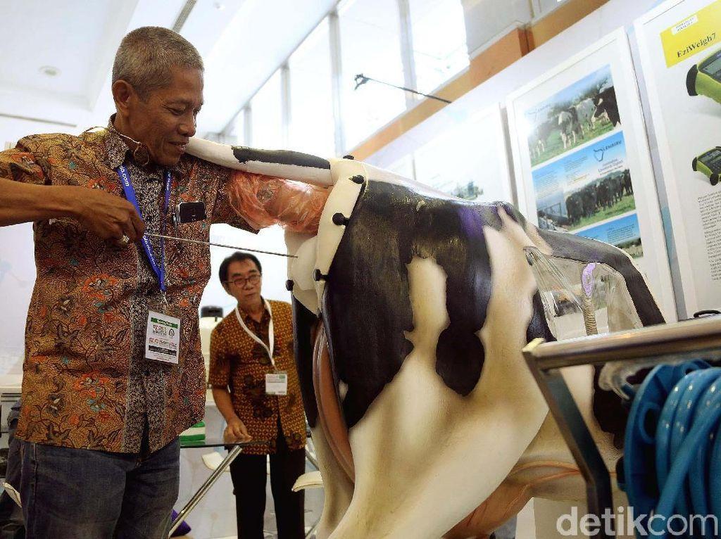 Melihat Teknologi Industri Peternakan di Pameran Livestock 2018