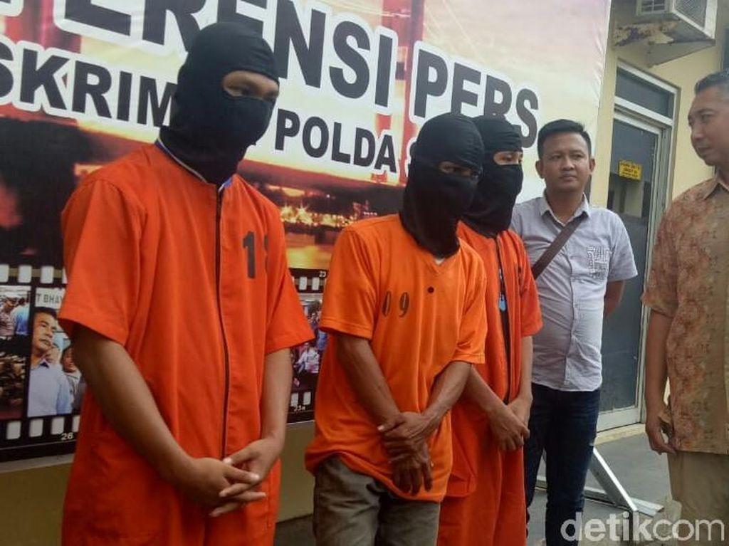 Polisi: Pembobol Rumah di Sumsel Wakafkan Uang Curiannya ke Masjid
