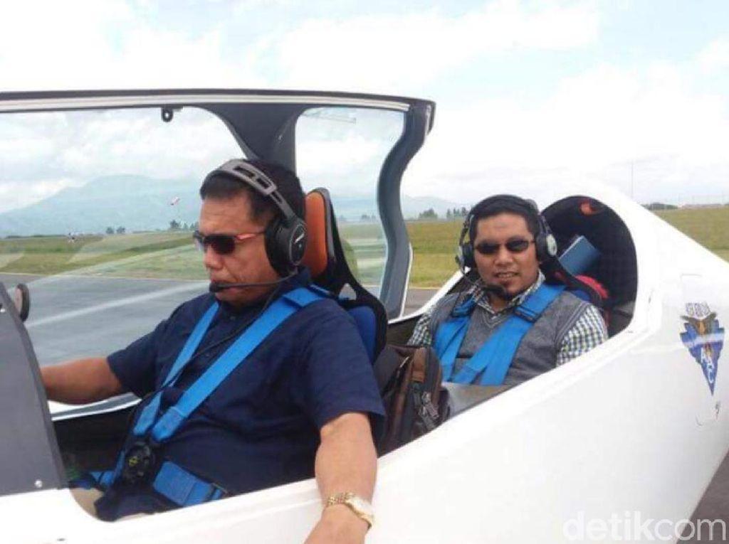 Gubernur Aceh-Bupati Bener Meriah: Kompak di Udara, Mendarat di KPK