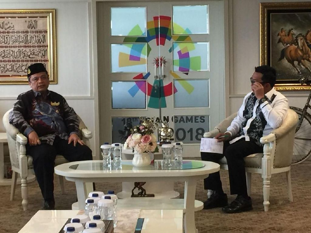 Keraton Se-Nusantara: Asian Games Ajang Promosi Wisata Daerah