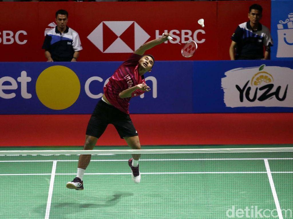 Tommy Kalah, Indonesia Tanpa Gelar Juara di Korea Terbuka