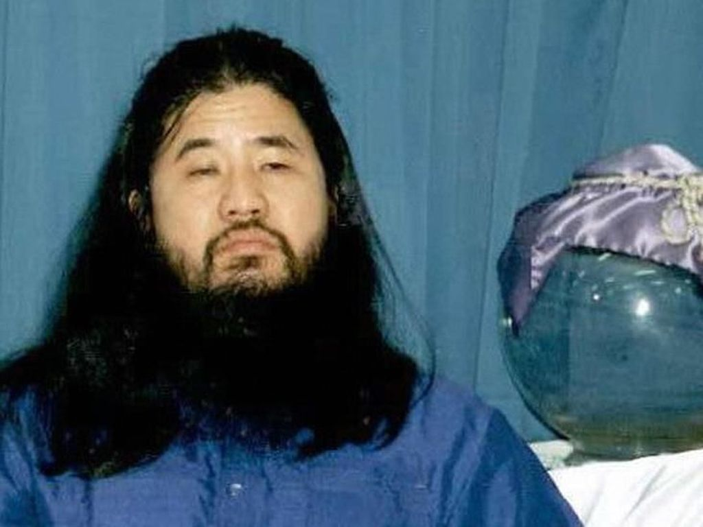 Pemimpin Sekte Hari Kiamat di Jepang Dieksekusi Mati
