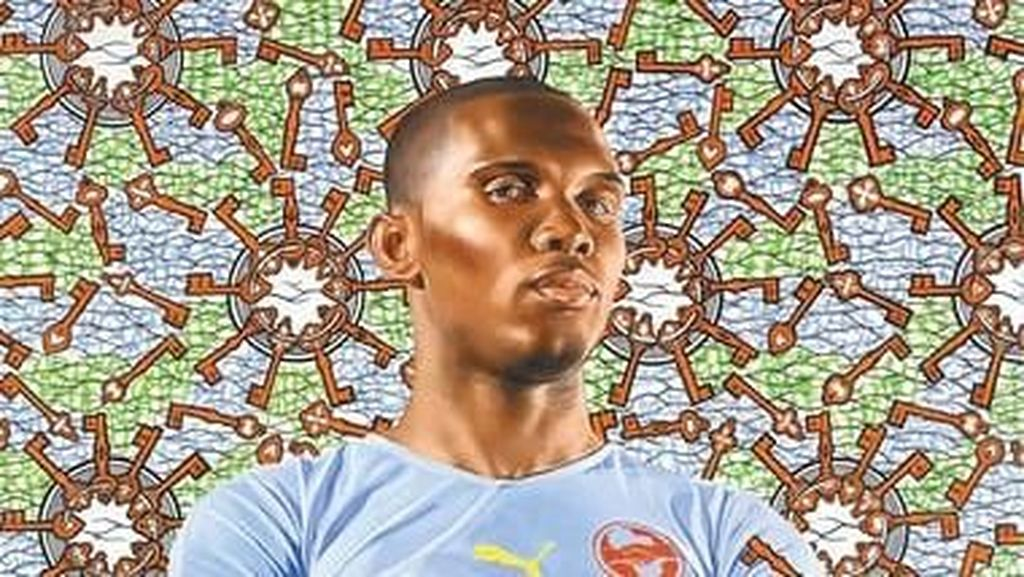 Demam Piala Dunia, Pameran Ini Pajang 50 Karya tentang Sepakbola