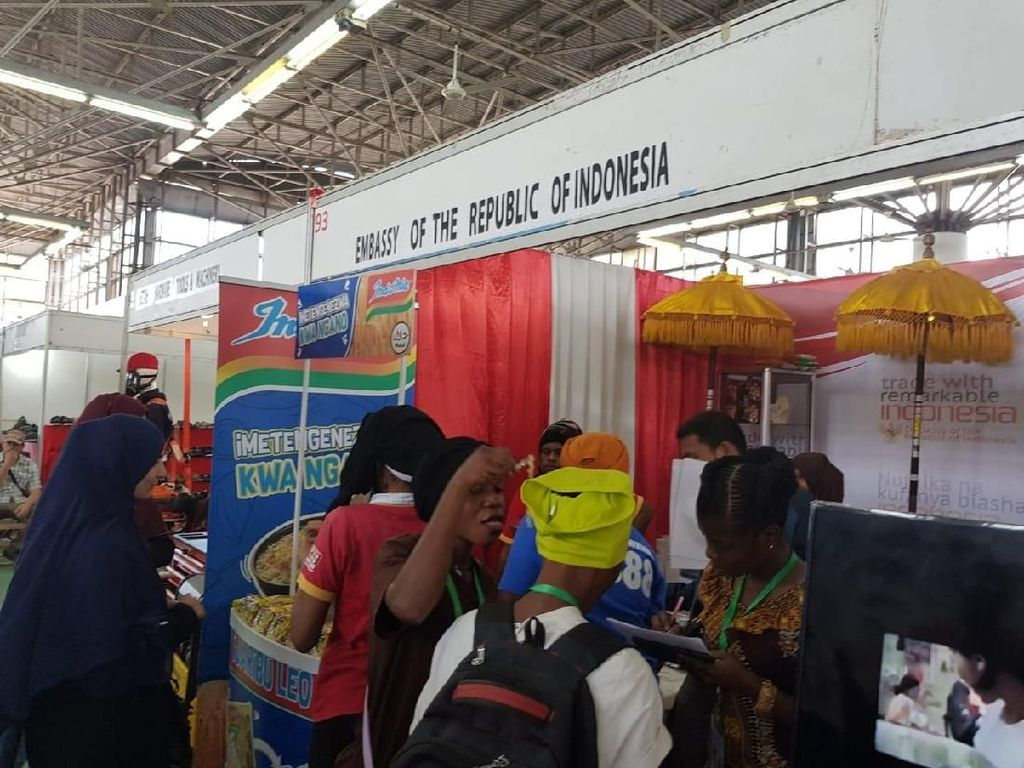 Wisata Kuliner Indonesia Unjuk Gigi di Tanzania