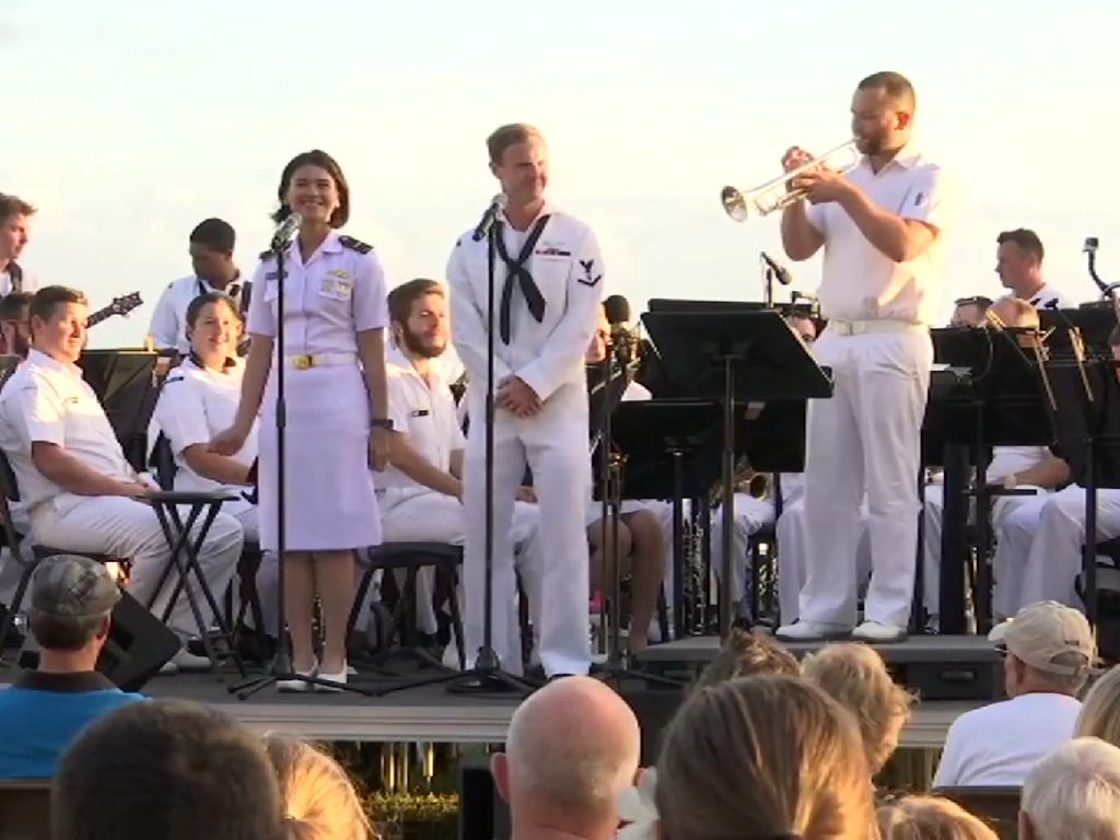 Saat Tentara RI, AS, dan Australia Nyanyikan Akad di Hawaii
