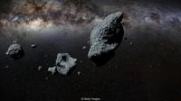 Daftar Asteroid Terbesar: Sebesar Bumi, Matahari Jadi Kecil
