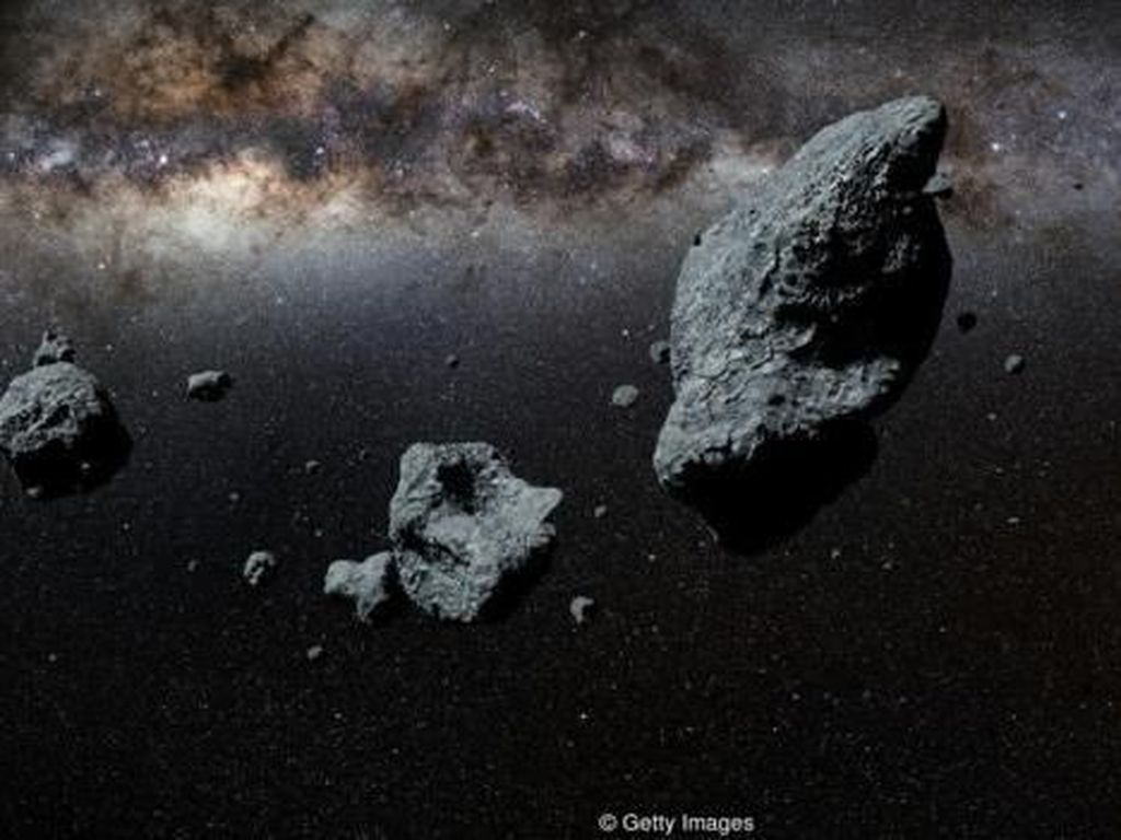 Godaan Asteroid Emas dan Tantangan Menambangnya