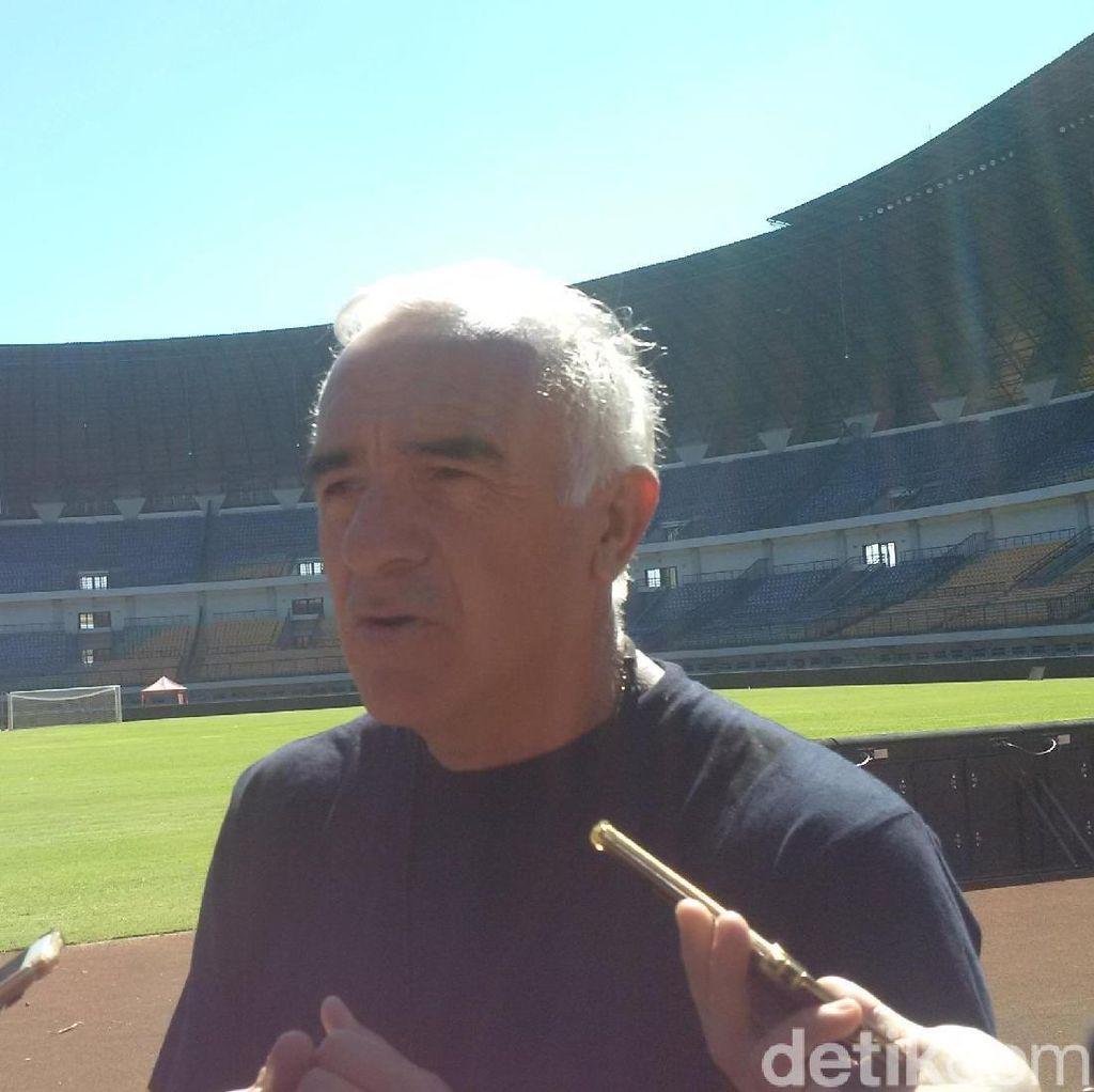 Gomez Minta PT Liga Segera Putuskan Laga Persib Vs Persija