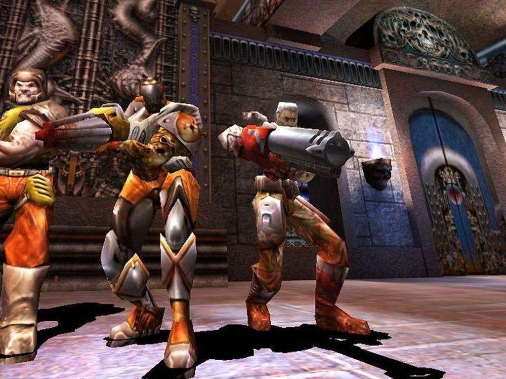 Google Latih AI DeepMind untuk Main Quake III