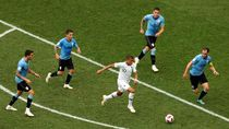 Video Highlights: Uruguay Vs Prancis 0-2