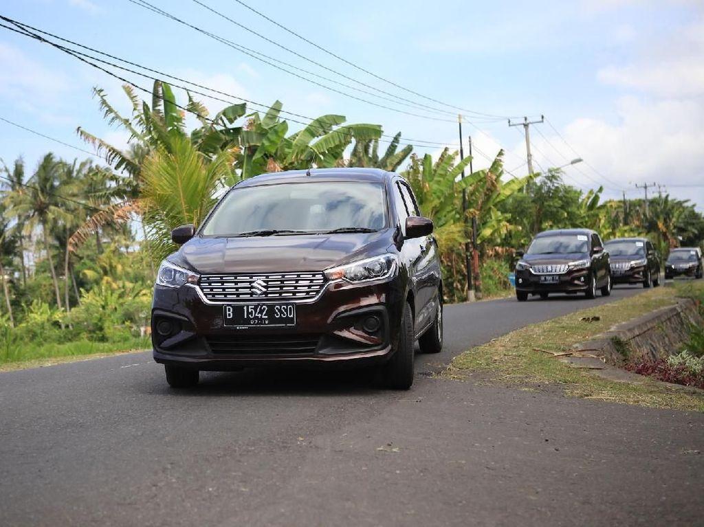Suzuki Ertiga dan Honda Mobilio Keok di Awal Tahun 2019