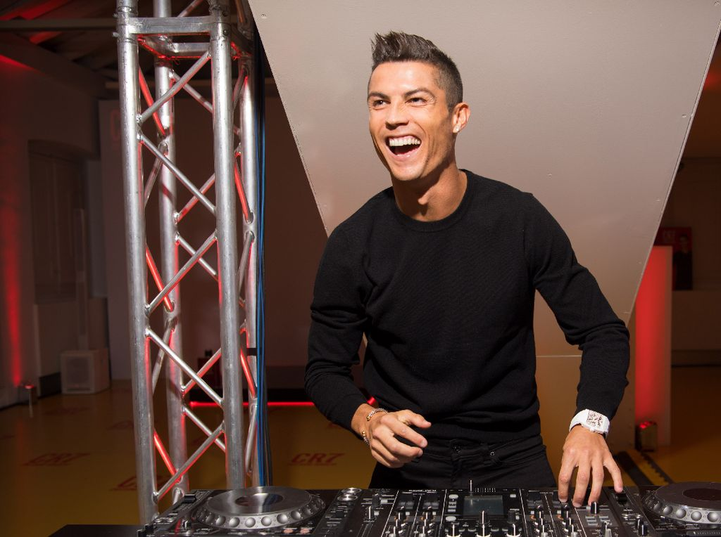 Cristiano Ronaldo Akan Punya Reality Show?