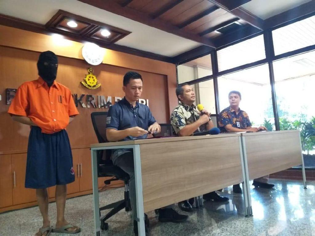 Dendi Bangga Bisa Retas Situs Bawaslu: Website Pemerintah Lemah