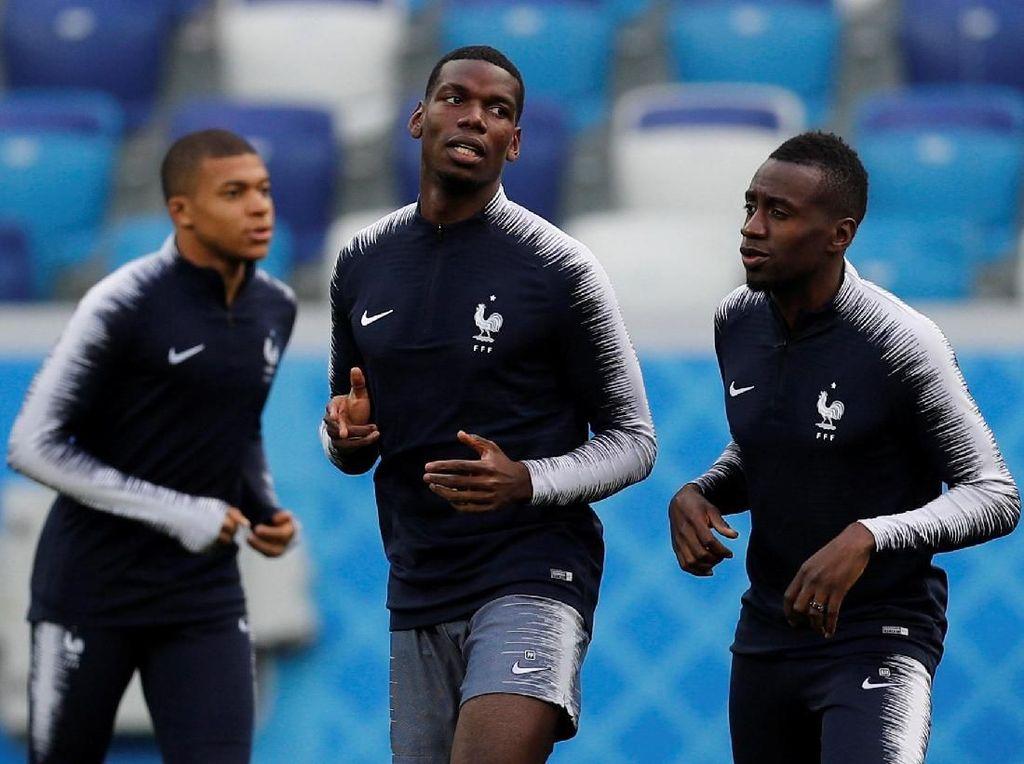 Umtiti: Prancis Butuh Pogba