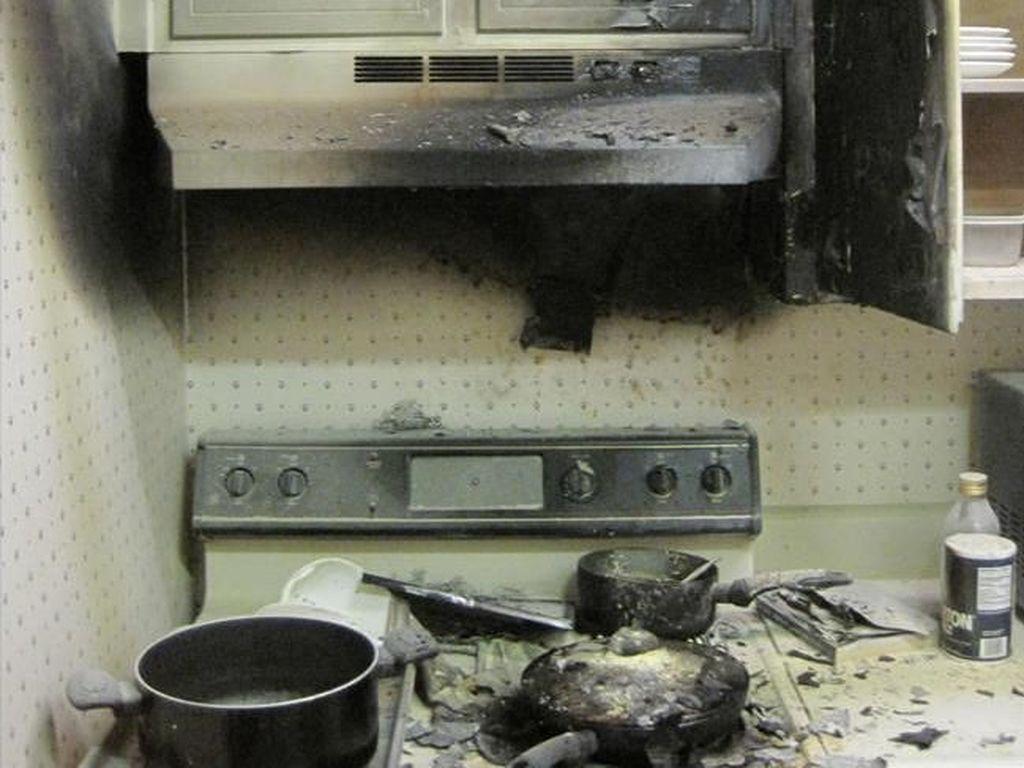 Miris! 10 Kekacauan di Dapur Ini Dijamin Bikin Kamu Prihatin