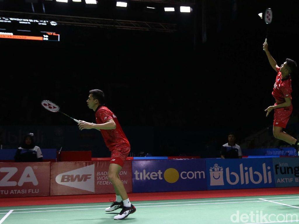 Fajar/Rian Gagal ke Final Hong Kong Terbuka