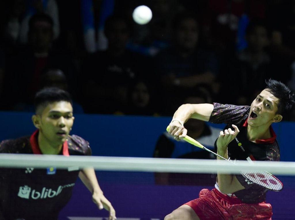 8 Wakil Indonesia di Perempatfinal Indonesia Open