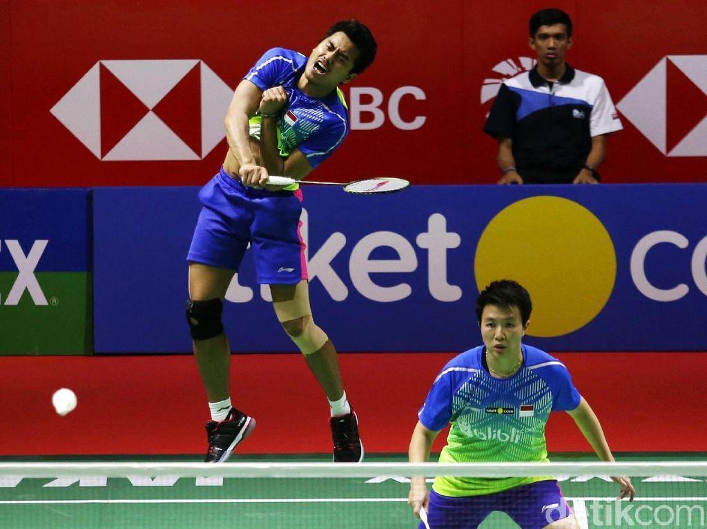 Tontowi/Liliyana Melenggang ke Semifinal Indonesia Open