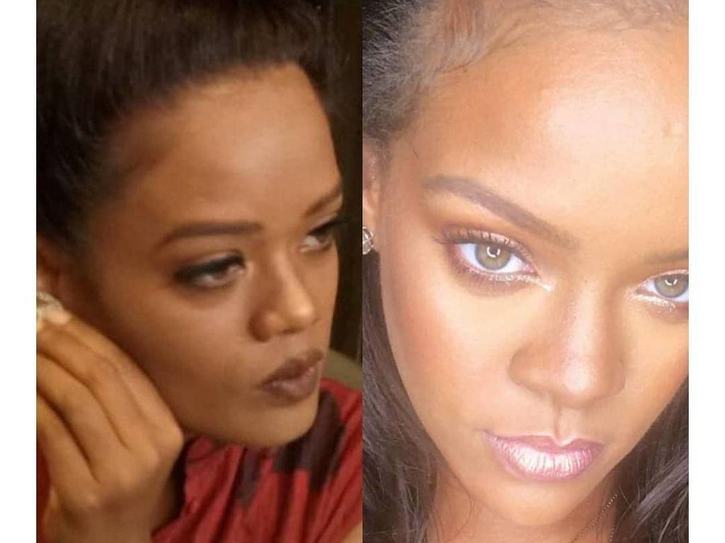 Terpikat Kecantikan Wanita India yang Laris Jadi Model karena Mirip Rihanna