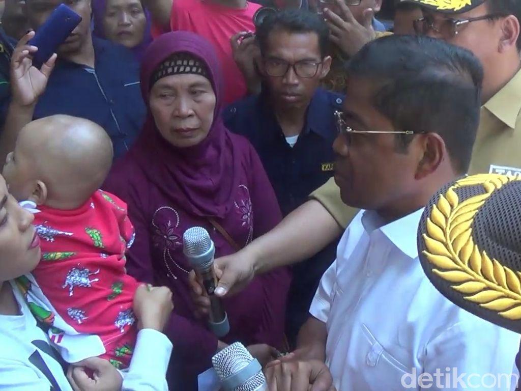 Mensos Santuni Korban KM Lestari Maju yang Kandas di Selayar