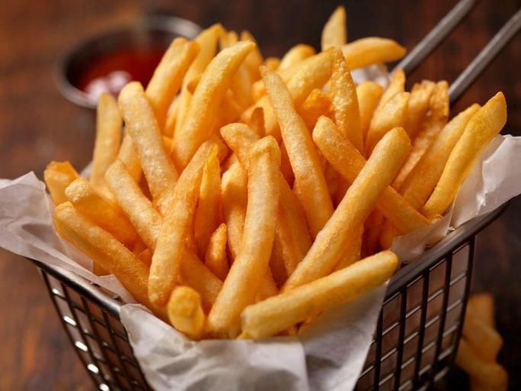 French Fries Makin Enak Dicocol dengan 5 Bahan Ini, Kamu Mau Coba?