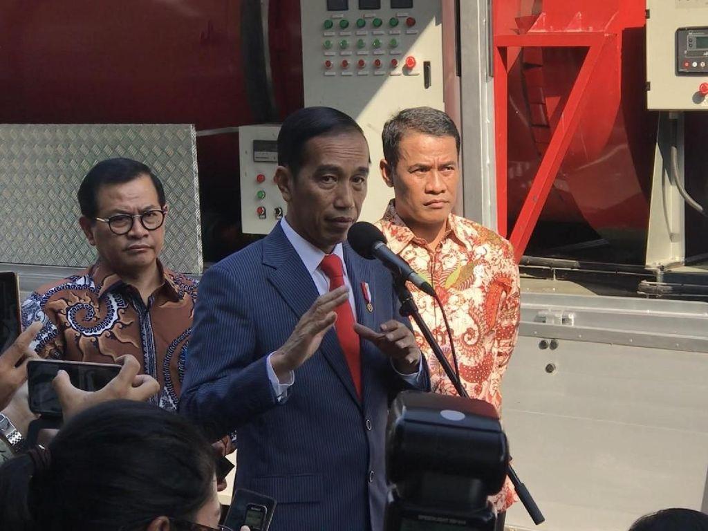 Jokowi: Perizinan Online Terpadu Dirilis Selasa Pekan Depan