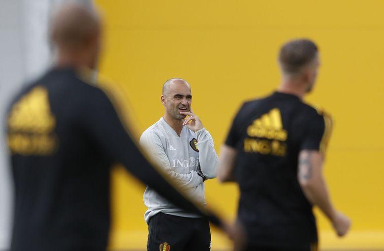 Belgia: Martinez Silakan Latih Spanyol, asalkan...