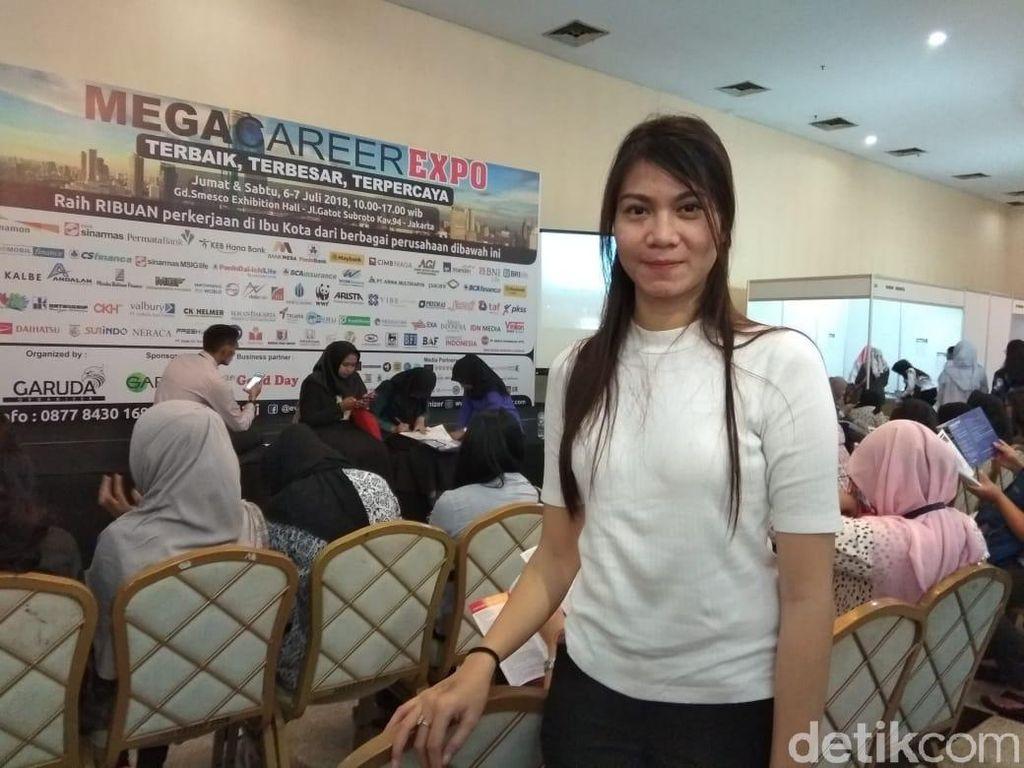 Jauh-jauh dari Solo, Perempuan Ini Cari Kerja di Jakarta