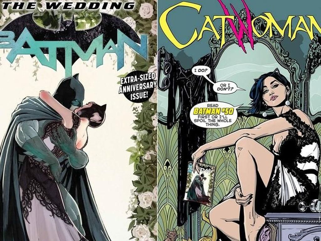 Batman dan Catwoman Kembali Bersatu?