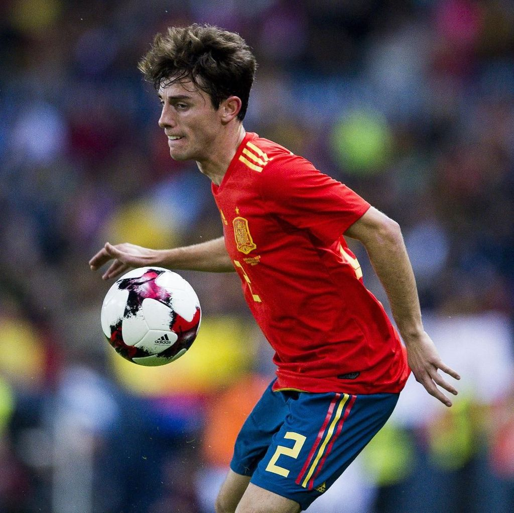 Menanti Debut Spesial Odriozola di Real Madrid