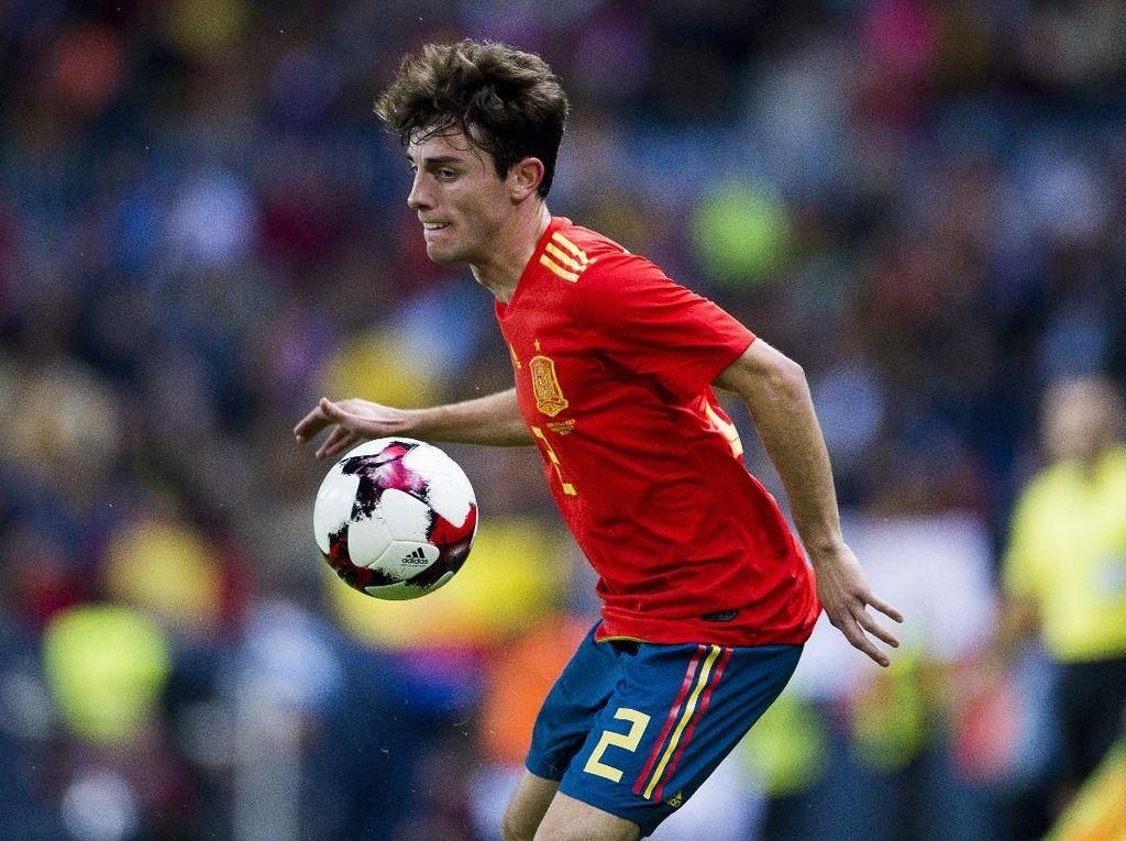 Menanti Debut Spesial Odriozola di Real Madrid