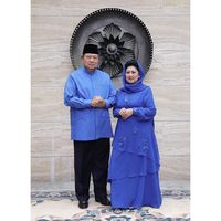 Suka Pakai Baju Senada, Bukti Kemesraan SBY dan Ani Yudhoyono