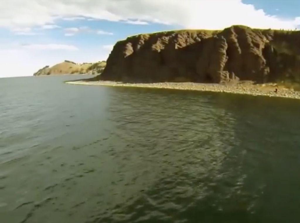 Bolivia Akan Bangun Museum Bawah Air di Danau Titicaca