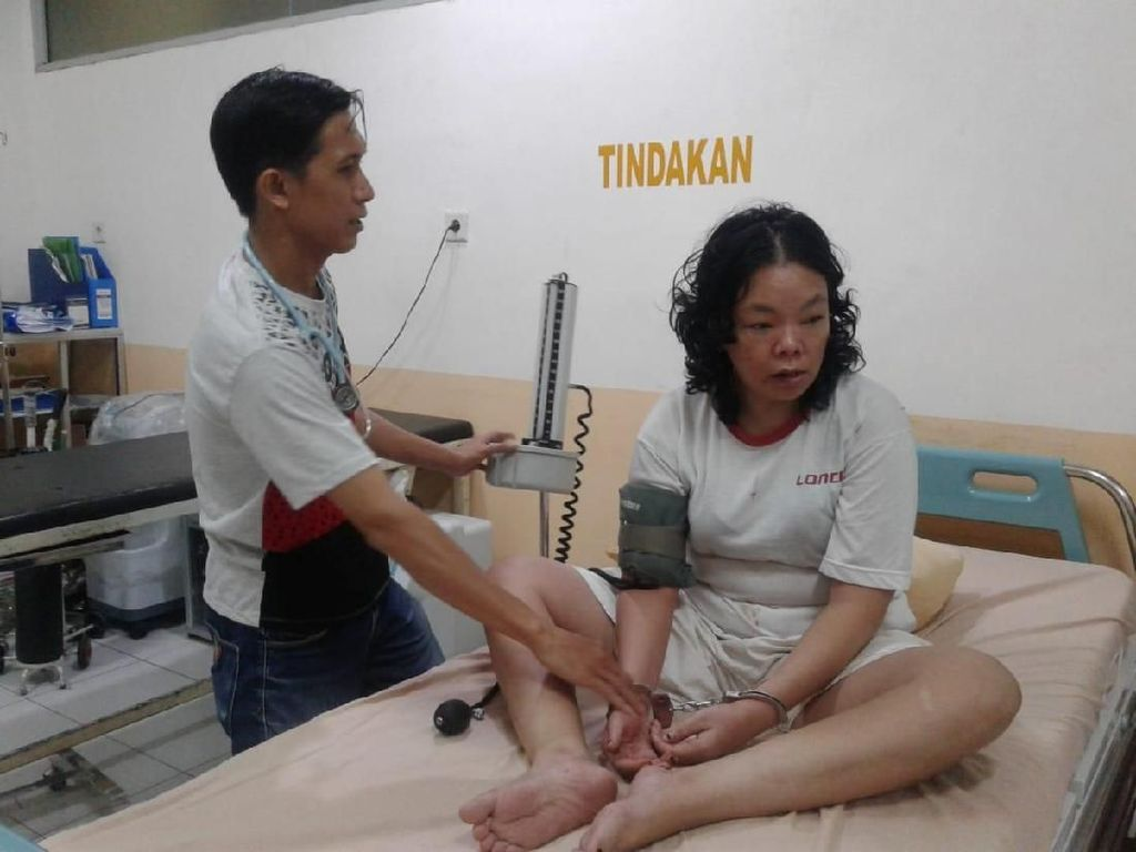 Putri Kandung yang Mutilasi Ibu di Pontianak Diduga Gangguan Jiwa