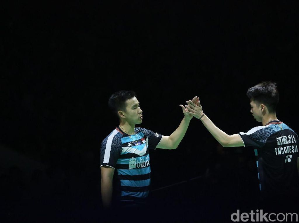 Kevin/Markus Melaju ke Final Indonesia Open 2018