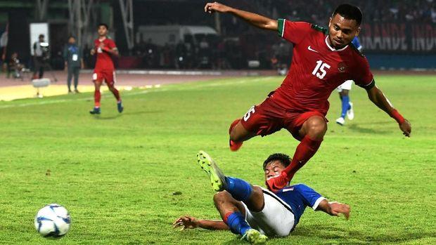 Saddil Ramdani bisa menambah opsi bagi Timnas Indonesia dalam menyerang Palestina.