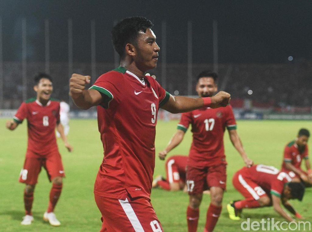 Indonesia Kalahkan Vietnam 1-0