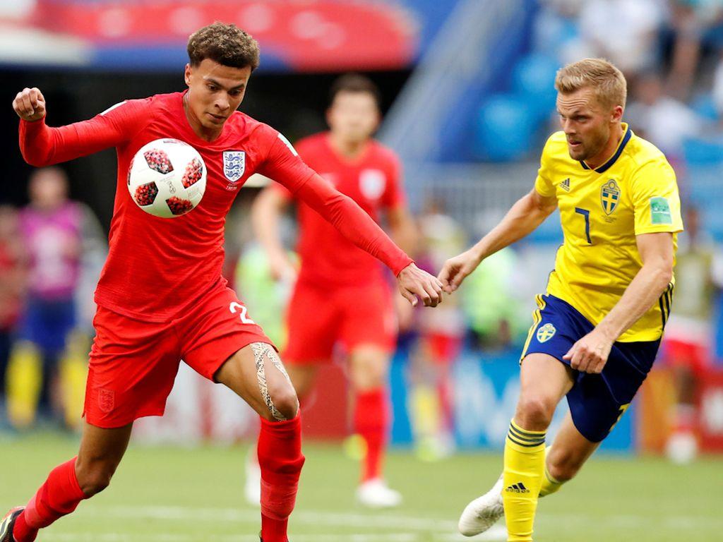 Video Highlights Babak I Swedia Vs Inggris