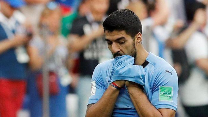 Luis Suarez pernah harus gunakan bantuan psikolog untuk bangkit. (Foto: Darren Staples/Reuters)