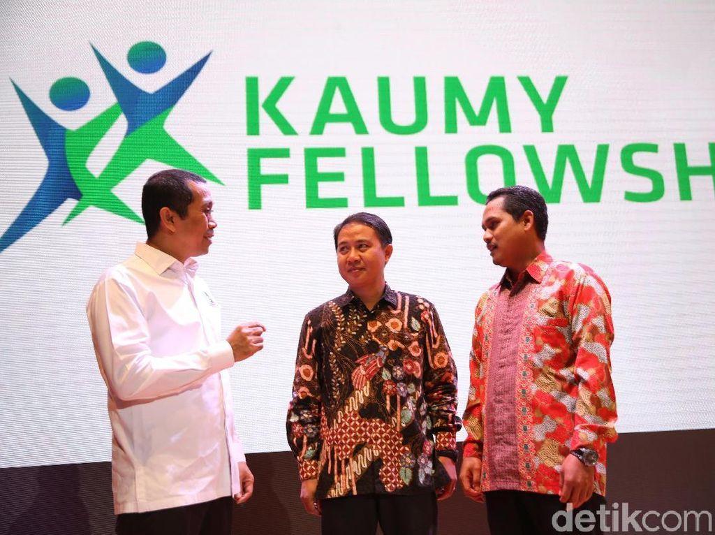 KAHMI Apresiasi Program KAUMY Fellowship
